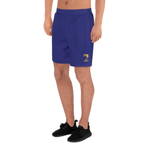 Men's Athletic Train Hard Shorts (Navy)