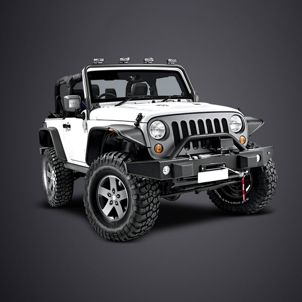 Jeep Lights & Accessories