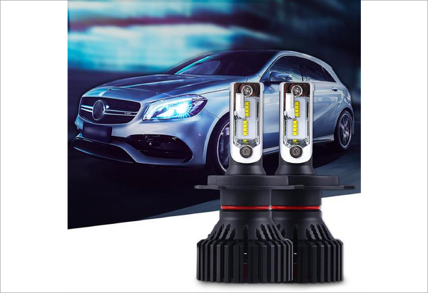 SANYOU 30W 12V H4 Car LED Headlight