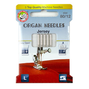 Jersey Size 80, 5 Needles per Eco pack