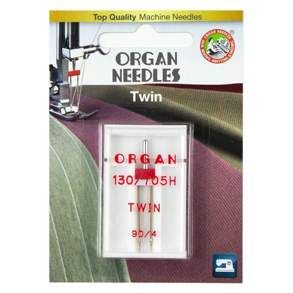 Twin Size 90/4mm, 1 Needles per blister pack