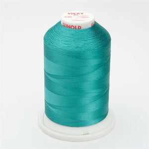 Sulky 40 wt 5500 Yard Rayon Thread - 940-0640 - Medium Aqua