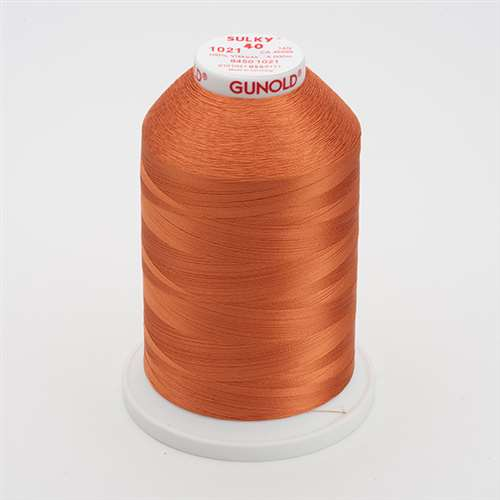 Sulky 40 wt 5500 Yard Rayon Thread - 940-1021 - Maple