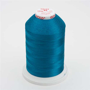 Sulky 40 wt 5500 Yard Rayon Thread - 940-1096 - Dark Turquoise