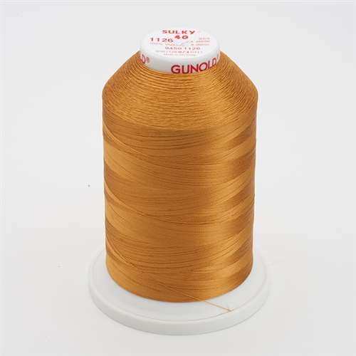 Sulky 40 wt 5500 Yard Rayon Thread - 940-1126 - Tan