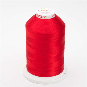 Sulky 40 wt 5500 Yard Rayon Thread - 940-1147 - Xmas Red