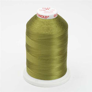 Sulky 40 wt 5500 Yard Rayon Thread - 940-1156 - Lt Army Green