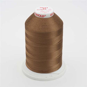 Sulky 40 wt 5500 Yard Rayon Thread - 940-1170 - Lt Brown