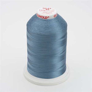 Sulky 40 wt 5500 Yard Rayon Thread - 940-1172 - Med Weathered Blue