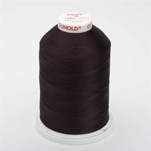 Sulky 40 wt 5500 Yard Rayon Thread - 940-1183 - Black Cherry