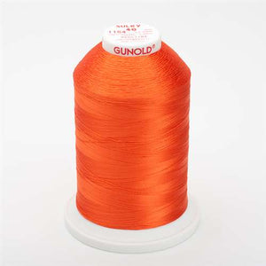 Sulky 40 wt 5500 Yard Rayon Thread - 940-1184 - Orange Red
