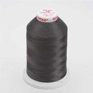 Sulky 40 wt 5500 Yard Rayon Thread - 940-1220 - Charcoal Gray