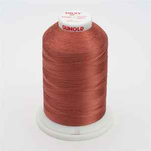 Sulky 40 wt 5500 Yard Rayon Thread - 940-1237 - Deep Mauve