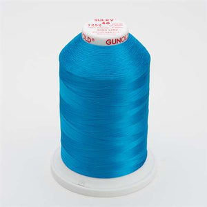 Sulky 40 wt 5500 Yard Rayon Thread - 940-1252 - Bright Peacock