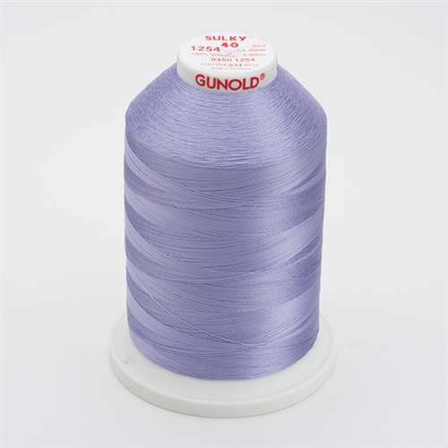 Sulky 40 wt 5500 Yard Rayon Thread - 940-1254 - Dusty Lavender
