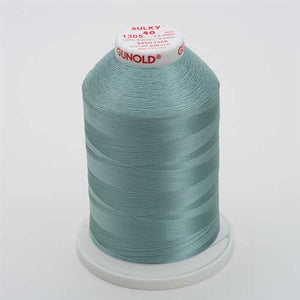 Sulky 40 wt 5500 Yard Rayon Thread - 940-1305 - Sage Green