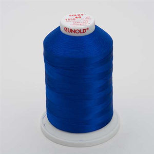Sulky 40 wt 5500 Yard Rayon Thread - 940-1535 - Team Blue
