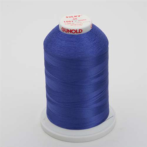 Sulky 40 wt 5500 Yard Rayon Thread - 940-1561 - Deep Hyacinth