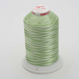 Sulky 40 wt 5500 Yard Rayon Thread - 940-2112 - Mint Green Var