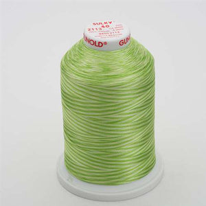 Sulky 40 wt 5500 Yard Rayon Thread - 940-2113 - Bright Gr. Var