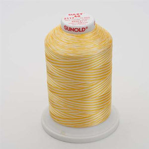 Sulky 40 wt 5500 Yard Rayon Thread - 940-2117 - Yellows Var.