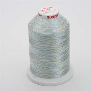 Sulky 40 wt 5500 Yard Rayon Thread - 940-2201 - Baby Bl/Pink/Mint
