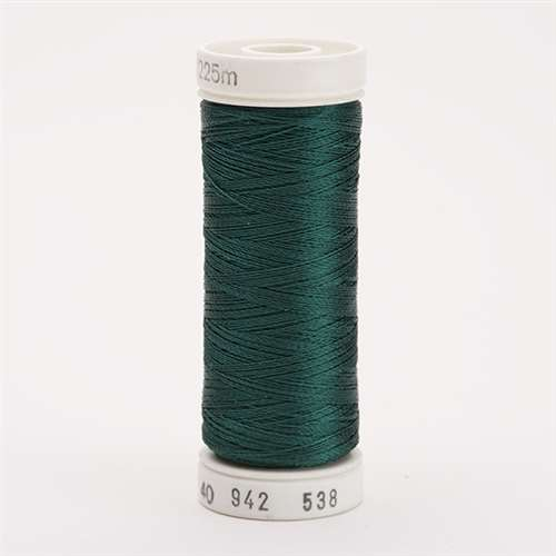 Sulky 40 wt 250 Yard Rayon Thread - 942-0538 - Forest Green