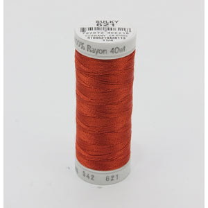 Sulky 40 wt 250 Yard Rayon Thread - 942-0621 - Sunset