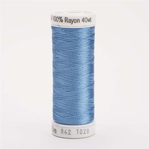 Sulky 40 wt 250 Yard Rayon Thread - 942-1028 - Baby Blue