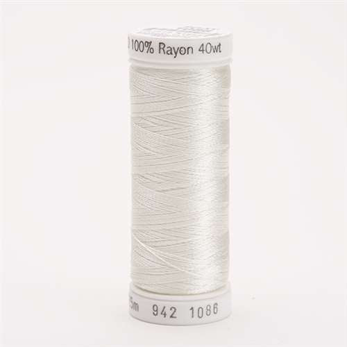 Sulky 40 wt 250 Yard Rayon Thread - 942-1086 - Pale Seafoam
