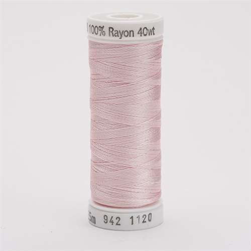 Sulky 40 wt 250 Yard Rayon Thread - 942-1120 - Pale Pink