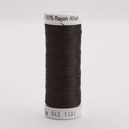 Sulky 40 wt 250 Yard Rayon Thread - 942-1131 - Cloister Brown