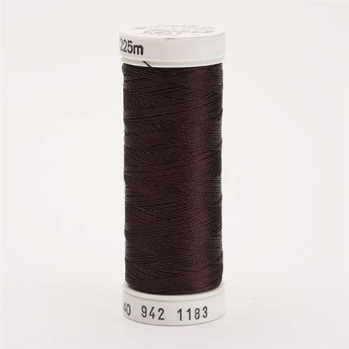 Sulky 40 wt 250 Yard Rayon Thread - 942-1183 - Black Cherry