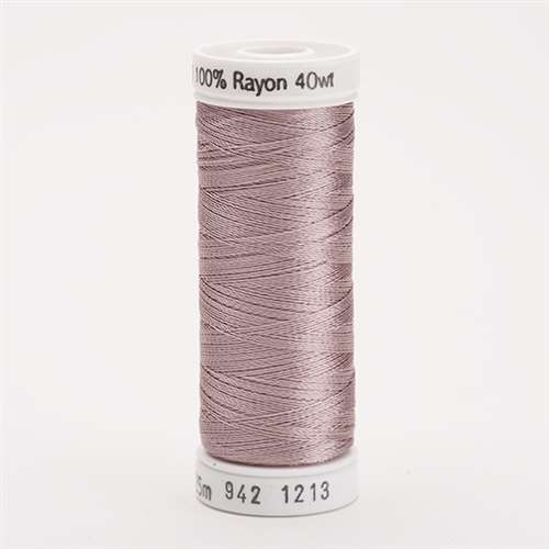 Sulky 40 wt 250 Yard Rayon Thread - 942-1213 - Taupe