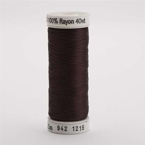 Sulky 40 wt 250 Yard Rayon Thread - 942-1215 - Blackberry