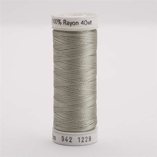 Sulky 40 wt 250 Yard Rayon Thread - 942-1229 - Light Putty