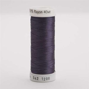 Sulky 40 wt 250 Yard Rayon Thread - 942-1298 - Dark Plum
