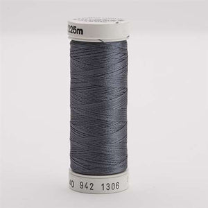 Sulky 40 wt 250 Yard Rayon Thread - 942-1306 - Gun Metal Gray