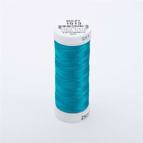 Sulky 40 wt 250 Yard Rayon Thread - 942-1513 - Wild Peacock