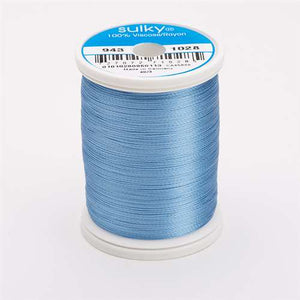 Sulky 40 wt 850 Yard Rayon Thread - 943-1028 - Baby Blue