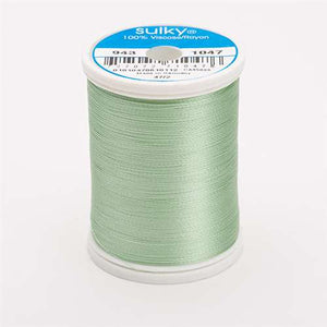 Sulky 40 wt 850 Yard Rayon Thread - 943-1047 - Mint Green
