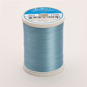 Sulky 40 wt 850 Yard Rayon Thread - 943-1145 - Powder Blue