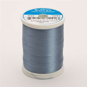 Sulky 40 wt 850 Yard Rayon Thread - 943-1291 - Winter Sky