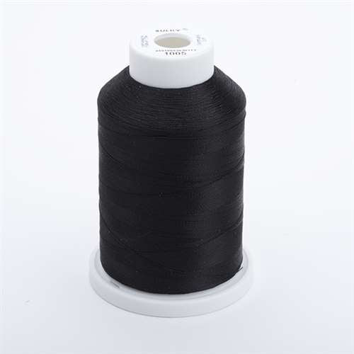 Sulky 40 wt 1500 Yard Rayon Thread - 944-1005 - Black