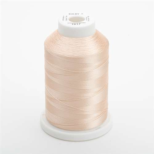 Sulky 40 wt 1500 Yard Rayon Thread - 944-1017 - Pastel Peach