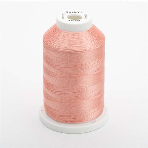 Sulky 40 wt 1500 Yard Rayon Thread - 944-1019 - Peach