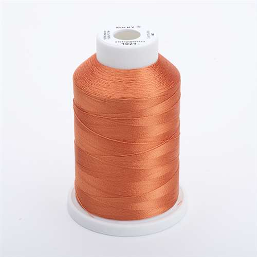 Sulky 40 wt 1500 Yard Rayon Thread - 944-1021 - Maple