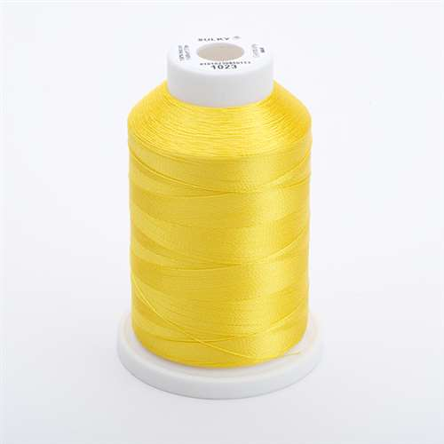Sulky 40 wt 1500 Yard Rayon Thread - 944-1023 - Yellow