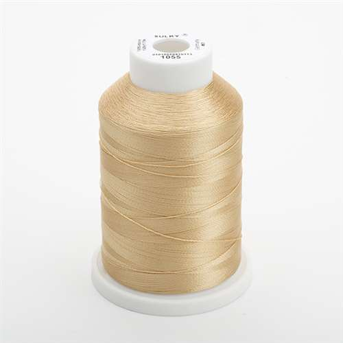 Sulky 40 wt 1500 Yard Rayon Thread - 944-1055 - Tawny Tan