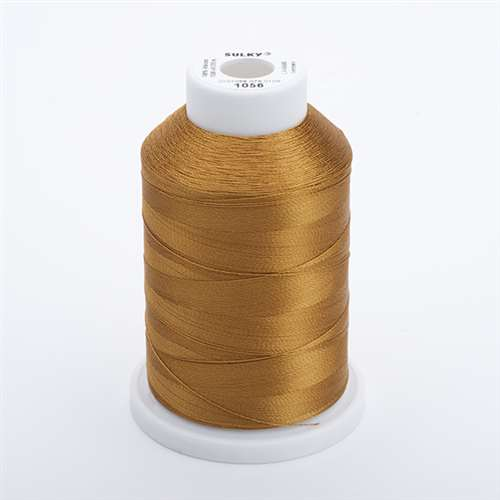 Sulky 40 wt 1500 Yard Rayon Thread - 944-1056 - Medium Tawny Tan